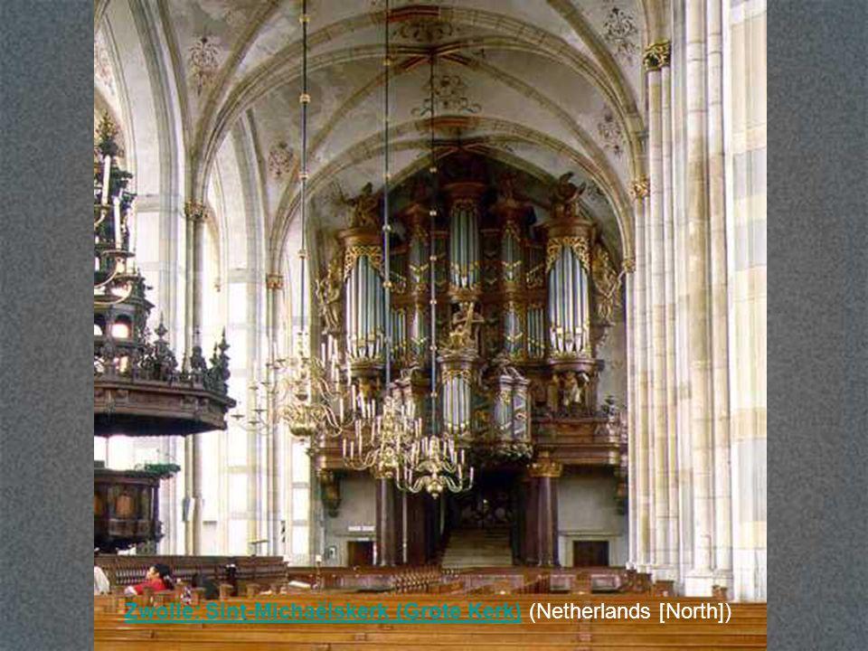 Zwolle: Sint-Michaëlskerk (Grote Kerk) (Netherlands [North])